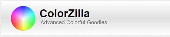 Ricerca codice colore, web design, estensione google chrome